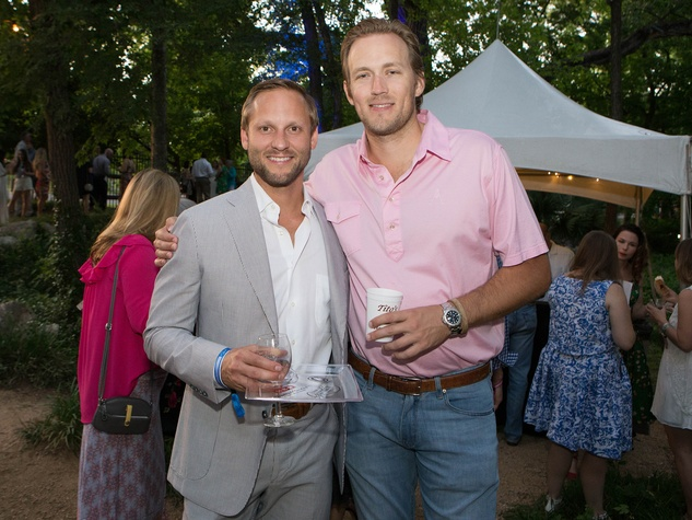 Umlauf Garden Party 2017 Ryan Williams Matt Jones
