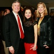 Mark and Melinda Knowles, Carolyn Lane, Mens and Womens Auxiliaries Kickoff Party