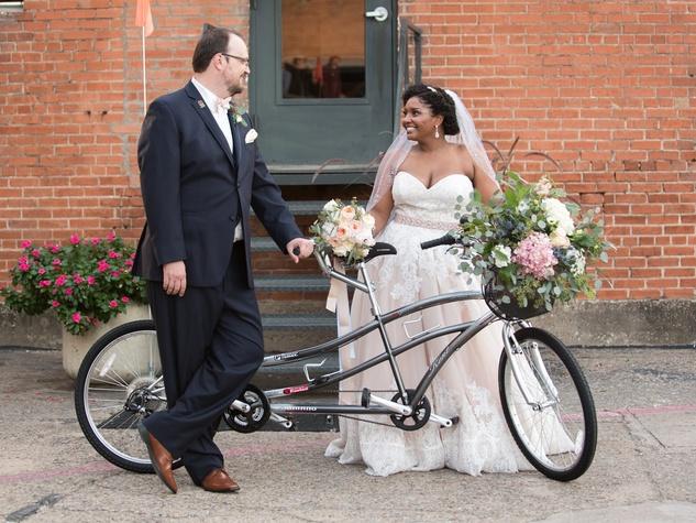Carmichael Wedding