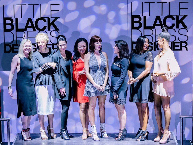 2017 Little Black Designer Dress Muses