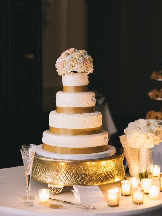 15 Spectacular Weddings February 2014 Jamie and Takis Wedding