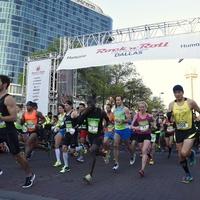 2017 Humana Rock 'n' Roll Dallas Half Marathon