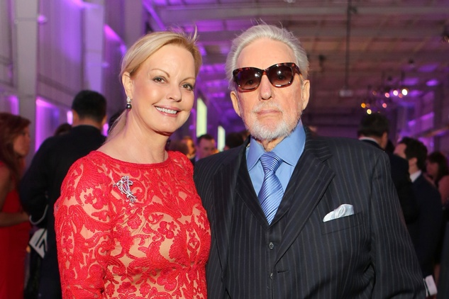 Karen and John Bradshaw at the March of Dimes Signature Chefs event October 2014