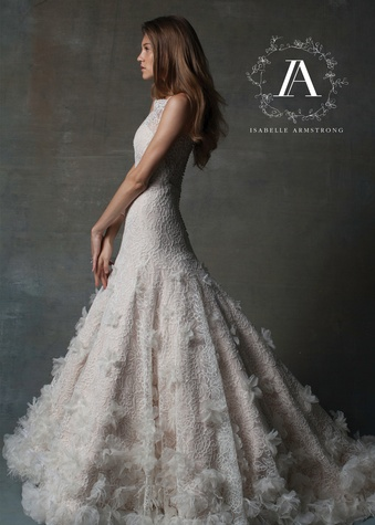 News, Shelby, Isabelle Armstrong bridal, February 2014