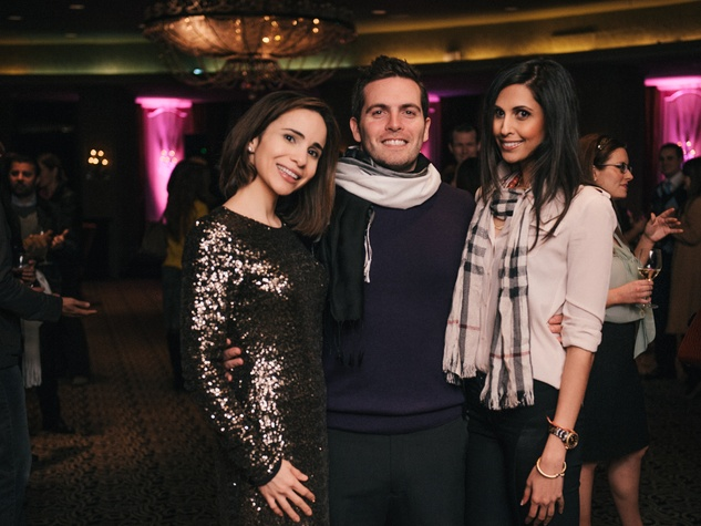 008, Mixers on the Map, Hotel ZaZa, January 2013, Allison Martir, Michael Bloxton, Anjali Mukhi