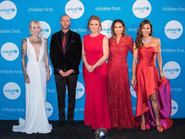 Skylar Grey, Sarah Duchess of York, Moll Anderson, Brooke Burke-Charvet, Unicef Gala 2018