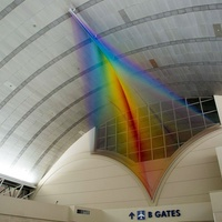 Plexus c18 by Gabriel Dawe San Antonio International Airport