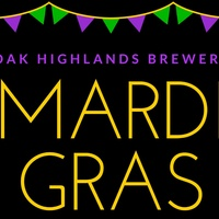 Mardi Gras at Oak Highlands Brewery