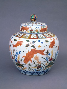Expert on Ceramics to Speak on Treasures of Asian Art Exhibition