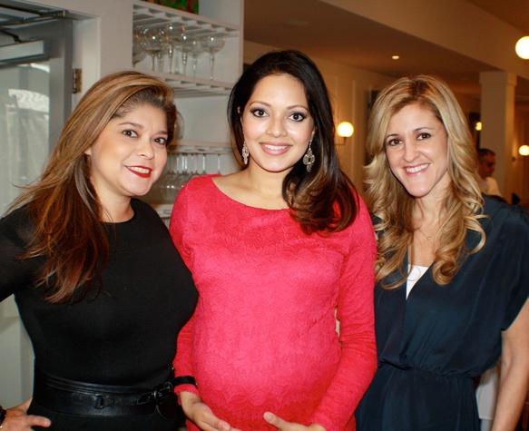 News, Shelby, Rekha Muddaraj, Courtney Zubowski, Brasserie 19, Jan. 2015