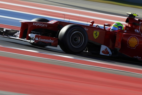 Austin Photo: Kevin_Formula 1 day 1_November 2012_ferrari