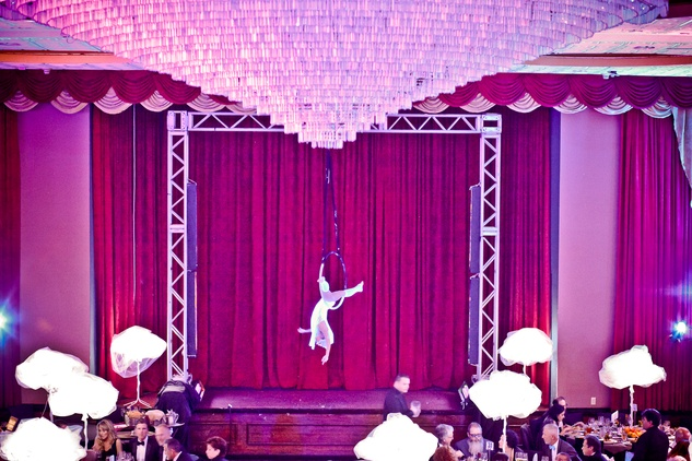 4 performer at DREAMSCAPE The Orange Show's 32nd Annual Gala November 2013