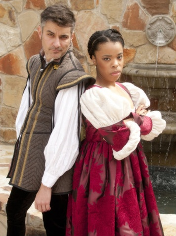 """""""Much Ado About Nothing"""" at Shakespeare Dallas"""