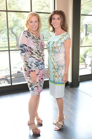News, Shelby, HFAF party, August 2014, Deanna Blackburn, Judith Oudt