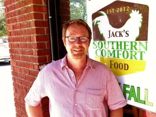 Jack's Southern Comfort Food restaurant in Dallas