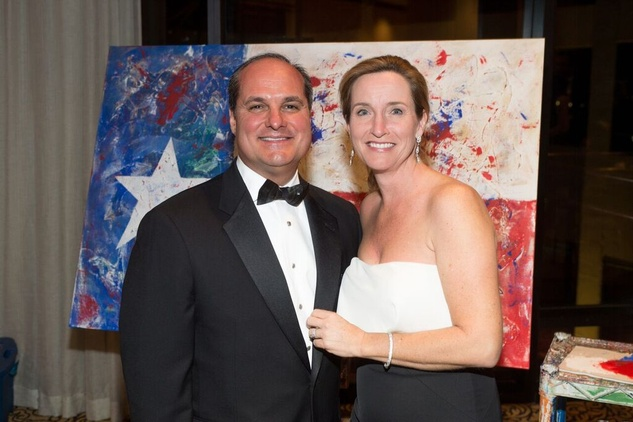 Covenant House Gala, March 2016, John Sarvadi, Lisa Sarvadi