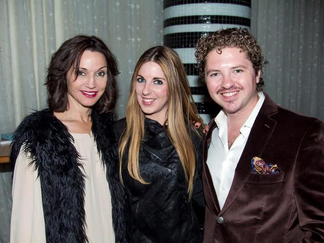 Stasia Langford, Kenzie Mainard, Jarrod Fresquez, the fashionistas