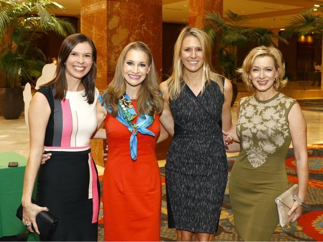 Rachel Michell, Maggie Kipp, Heather Randall, Kate Rose Marquez