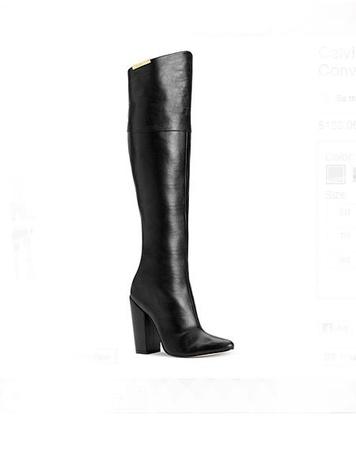 macy's Calvin Klein Women's Boots, Averie Convertible Boots