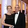 Betsy Strauch and Lonnie Hoogeboom at the Rice Design Alliance Gala November 2013