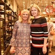 Keri Black, Vicki Crum at Shop With Heart Card Kickoff