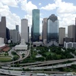 Houston, skyline, downtown