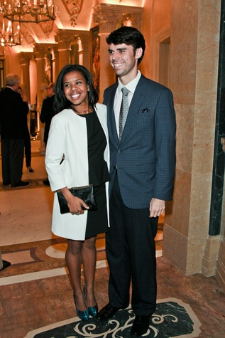 AVDA gala, October 2012, Claire Cormier Thielke, Rick Thielke