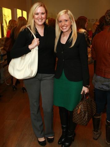 Sara Romine, Jennifer Larson, chick lit kickoff