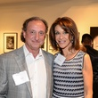 36 Lauren and Paul Grossbard at the HeartGift photo exhibition May 2014