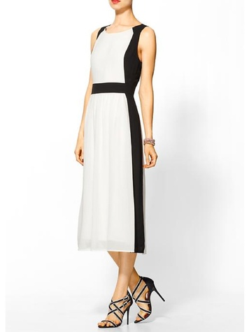 black and white frock on Piperlime.com