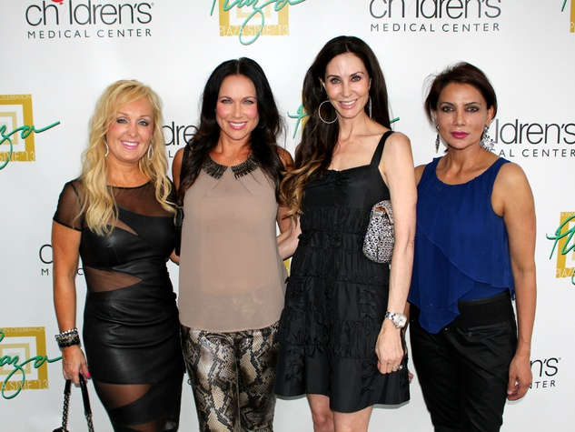 Laurie Smith, LeeAnne Locken, Marie Reyes, Naila Malik