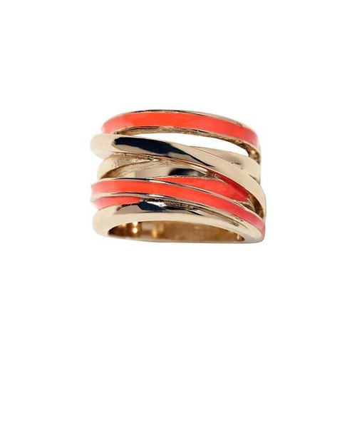 Banana Republic Chic Band Ring