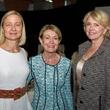 Teresa Holland, Karen Myers, Rachel Malone, heart of gold luncheon