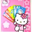 worst stocking stuffers Hello Kitty Crazy 8s cards