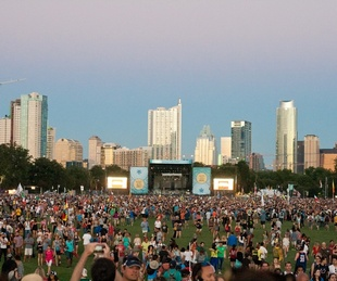 Austin City Limits Festival ACL 2014 Weekend One Day One