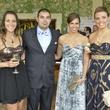2 Leukemia & Lymphoma Society Houston Man & Woman of the Year June 2013 Ashley DeNitto, Justin Tocapetillo, Jenna Sklar, Christie Miller