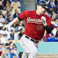 News_Chris Johnson_Astros_baseball player