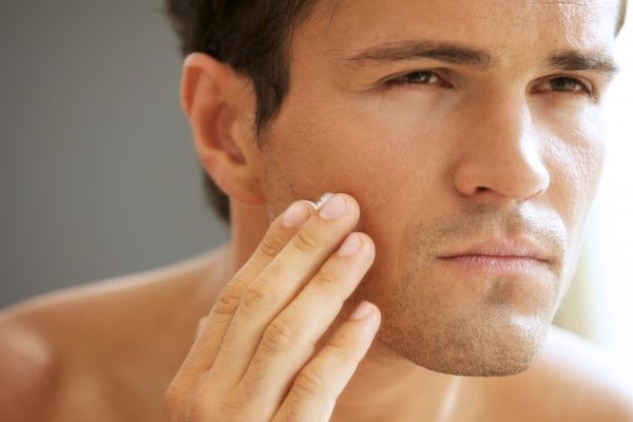 Austin Photo: News_Zimmet_men's care__January 2013_men's skin