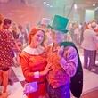 Fresh Arts Gum Ball Gala 2015 Helen Bow and Kevin Baker