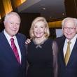 Texas Heart Institute dinner, Feb. 2016, Jim Daniel, Brenda Duncan, John Duncan