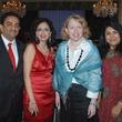 News_Dior Pratham luncheon_December 2011_Pankaj Dhume_Asha Dhume_Katherine Center_Chitra Banerjee Divakaruni