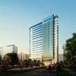Houston Methodist patient tower at the Texas Medical Center rendering May 2014