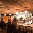 Bin22 bar in Jackson Wyoming