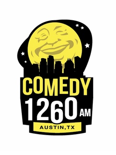 Austin Radio Netowrk_Comedy radio station_1260 AM_logo_2015