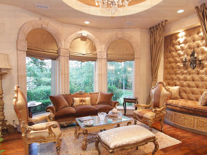 Slideshow Inside An Nba Star 39 S 9 Million Woodlands Mansion A Lesson In The Power Of Real