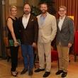 Houston Ballet Barre dinner, April 2016 Christina Stith, Tony Bradfield, Kevin Black , Daniel Irion