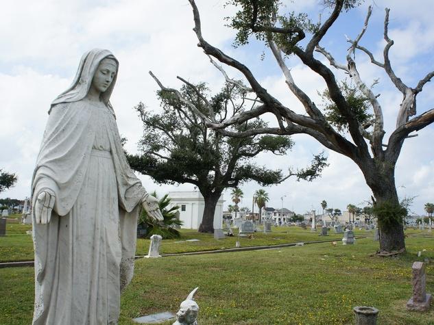 Galveston, haunted tours, Halloween, October 2012, cemetery