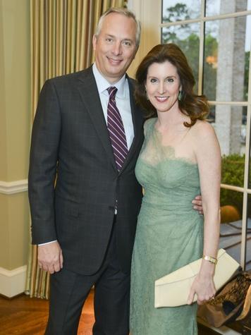 0019, Woodrow Wilson Awards dinner, March 2013, Bobby Tudor, Phoebe Tudor