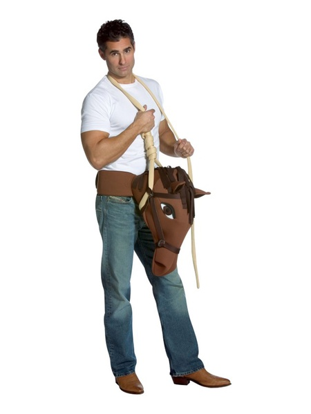 Halloween costumes, for men, Hung like a Horse, October 2012