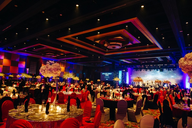 Houston, Galaxy Gala Space Center, May 2015, Ballroom